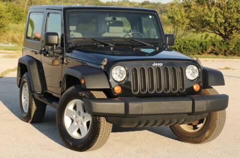 2008 Jeep Wrangler for sale at Big O Auto LLC in Omaha NE