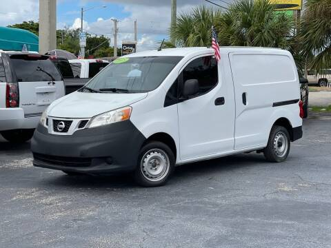 2015 Nissan NV200 for sale at Bargain Auto Sales in West Palm Beach FL