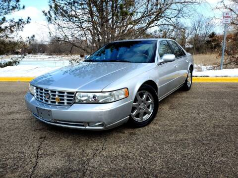 2003 Cadillac Seville for sale at Excalibur Auto Sales in Palatine IL
