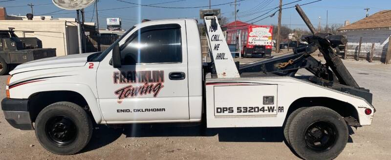 2006 Chevrolet Silverado 3500HD for sale at Truck Source in Perry OK