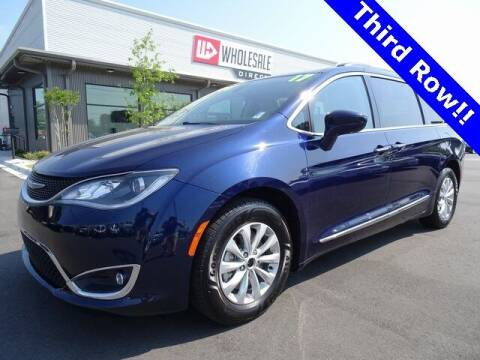 2017 Chrysler Pacifica for sale at Wholesale Direct in Wilmington NC