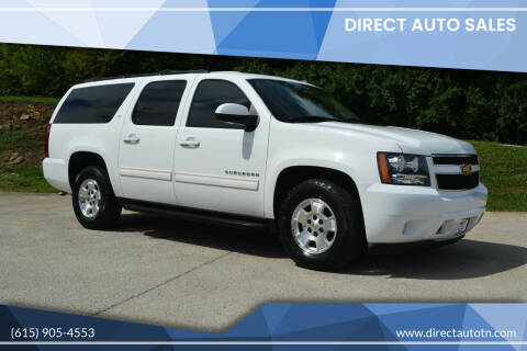 2014 Chevrolet Suburban for sale at Direct Auto Sales in Franklin TN