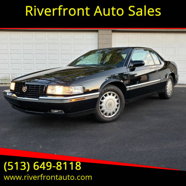 1993 Cadillac Eldorado for sale at Riverfront Auto Sales in Middletown OH