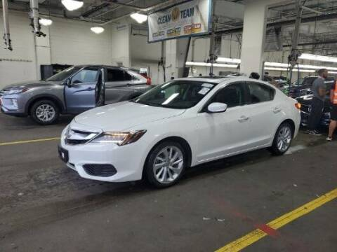 2017 Acura ILX for sale at Florida Fine Cars - West Palm Beach in West Palm Beach FL