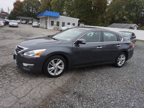 2013 Nissan Altima for sale at Colonial Motors in Mine Hill NJ
