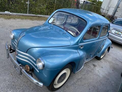 1961 Renault Le Car