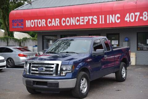2010 Ford F-150 for sale at Motor Car Concepts II - Apopka Location in Apopka FL