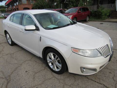 2012 Lincoln MKS for sale at King of Auto in Stone Mountain GA