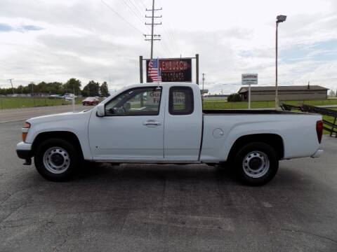 2010 Chevrolet Colorado for sale at MYLENBUSCH AUTO SOURCE in O'Fallon MO