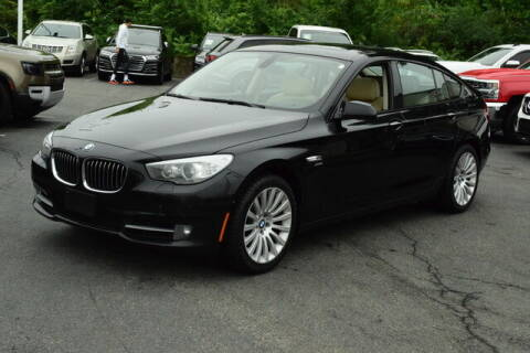 2011 BMW 5 Series for sale at Automall Collection in Peabody MA