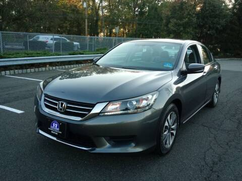 2013 Honda Accord for sale at B&B Auto LLC in Union NJ