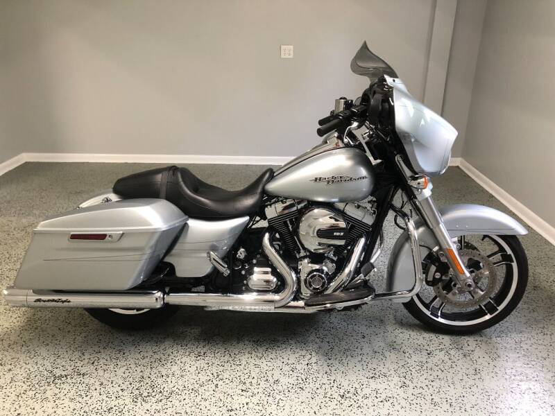 2015 Harley-Davidson Street Glide for sale at Rucker Auto & Cycle Sales in Enterprise AL