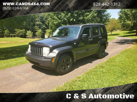2011 Jeep Liberty for sale at C & S Automotive in Nebo NC
