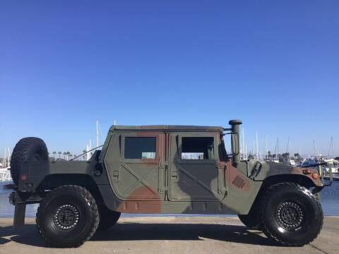 1993 AM General HUMVEE for sale at CARCO SALES & FINANCE in Chula Vista CA