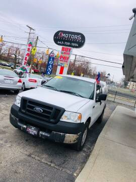 2005 Ford F-150 for sale at i3Motors in Baltimore MD