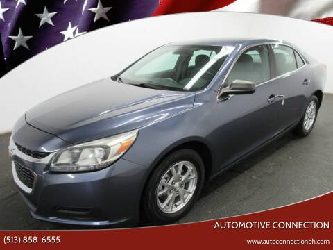 2014 Chevrolet Malibu for sale at Automotive Connection in Fairfield OH