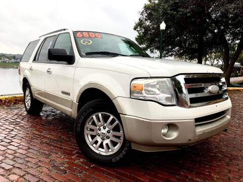 2008 Ford Expedition for sale at PUTNAM AUTO SALES INC in Marietta OH