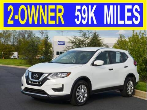 2017 Nissan Rogue for sale at Elite Motors INC in Joppa MD
