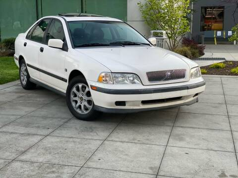 2000 Volvo S40 for sale at Top Motors in San Jose CA