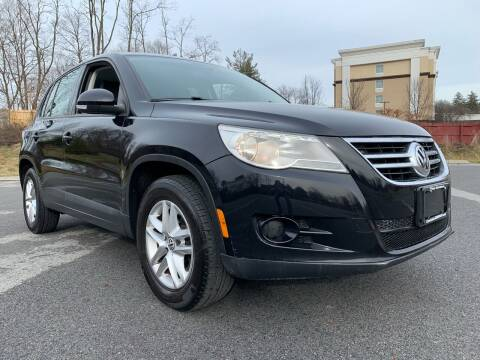2011 Volkswagen Tiguan for sale at Auto Warehouse in Poughkeepsie NY