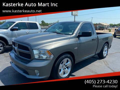 2013 RAM Ram Pickup 1500 for sale at Kasterke Auto Mart Inc in Shawnee OK