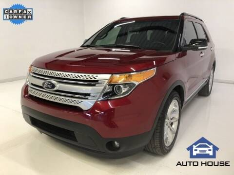 2014 Ford Explorer for sale at Auto House Phoenix in Peoria AZ