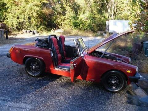 1976 MG Midget for sale at Classic Car Deals in Cadillac MI