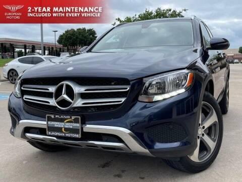 2016 Mercedes-Benz GLC for sale at European Motors Inc in Plano TX