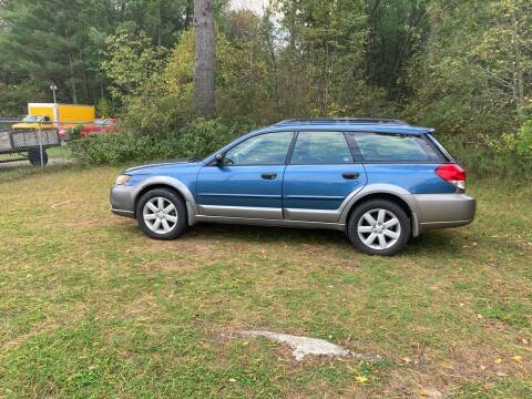 2008 Subaru Outback for sale at Expressway Auto Auction in Howard City MI