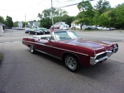 1967 Pontiac Bonneville for sale at Abington Auto Mall LLC in Abington MA