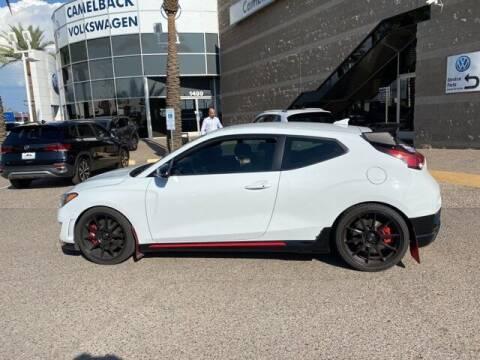2020 Hyundai Veloster N for sale at Camelback Volkswagen Subaru in Phoenix AZ