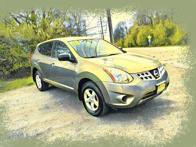 2012 Nissan Rogue for sale at Del Sol Auto Mart in Des Plaines IL