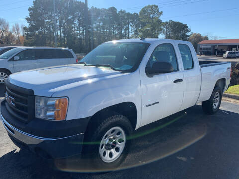 2012 GMC Sierra 1500 for sale at Auto Credit Xpress - Jonesboro in Jonesboro AR