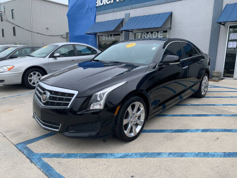 2013 Cadillac ATS for sale at Affordable Autos in Houma LA