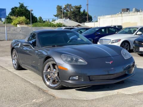 2009 Chevrolet Corvette for sale at H & K Auto Sales & Leasing in San Jose CA