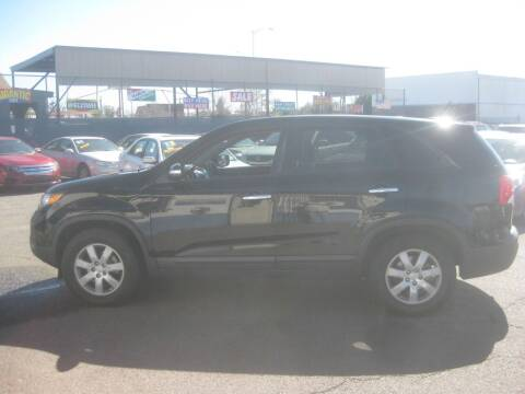2011 Kia Sorento for sale at Town and Country Motors - 1702 East Van Buren Street in Phoenix AZ