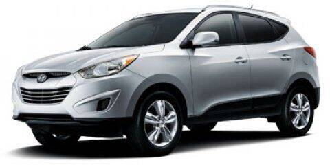 2012 Hyundai Tucson for sale at Automart 150 in Council Bluffs IA
