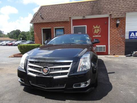 2011 Cadillac CTS for sale at AP Automotive in Cary NC