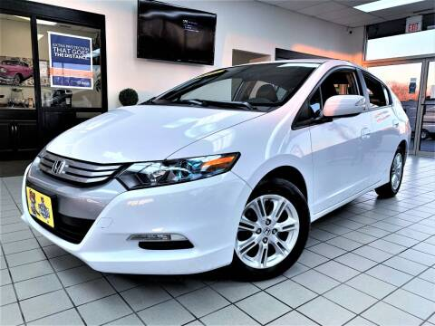 2010 Honda Insight for sale at SAINT CHARLES MOTORCARS in Saint Charles IL