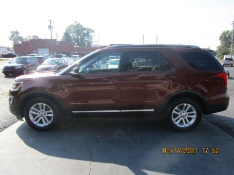 2016 Ford Explorer for sale at Taylorsville Auto Mart in Taylorsville NC