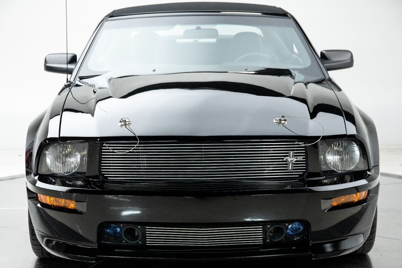2007 Ford Mustang 27