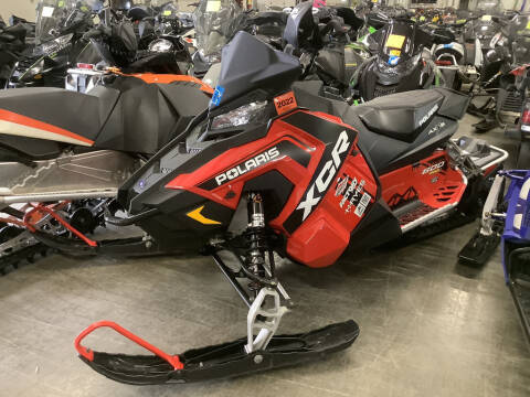 2017 Polaris 800 RUSH® XCR 121 1.352&q for sale at Road Track and Trail in Big Bend WI
