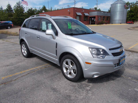 2015 Chevrolet Captiva Sport for sale at Governor Motor Co in Jefferson City MO