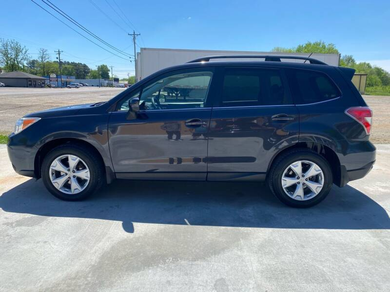 2014 Subaru Forester for sale at DRAKEWOOD AUTO SALES in Portland TN
