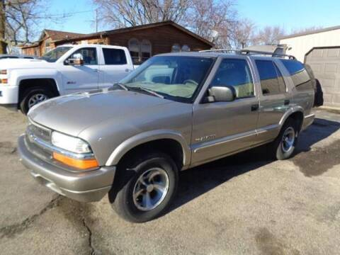 2005 Chevrolet Blazer for sale at COUNTRYSIDE AUTO INC in Austin MN
