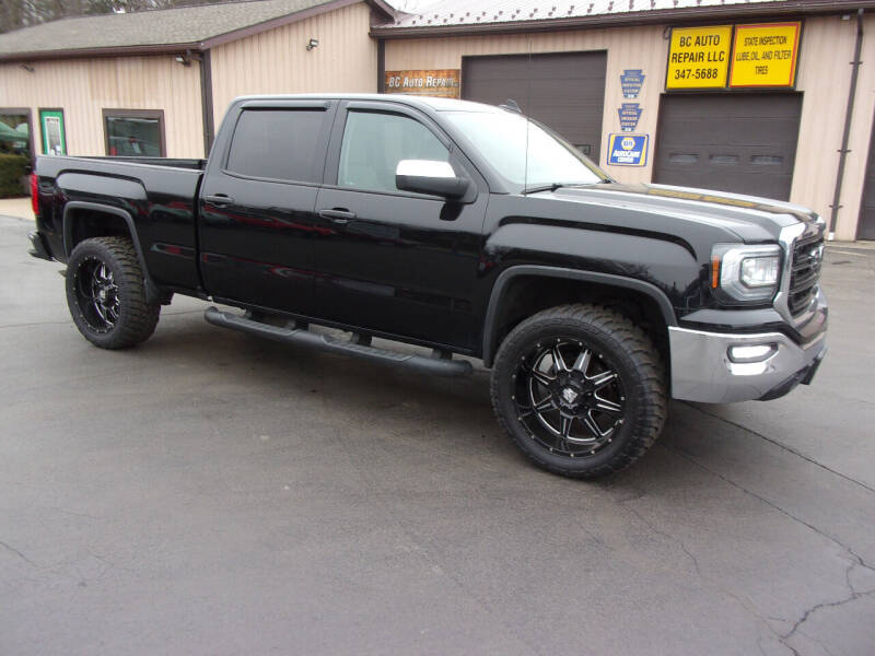 2017 GMC Sierra 1500 for sale at Dave Thornton North East Motors in North East PA