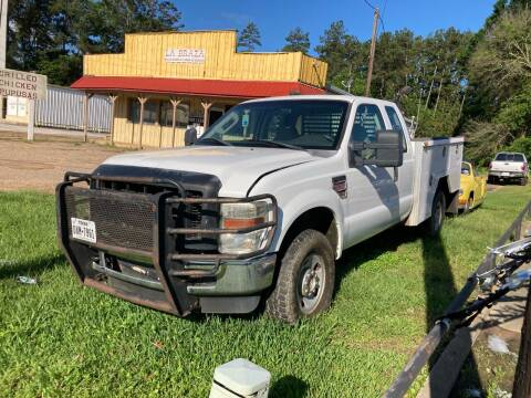 2008 Ford F-250 Super Duty for sale at Peppard Autoplex in Nacogdoches TX