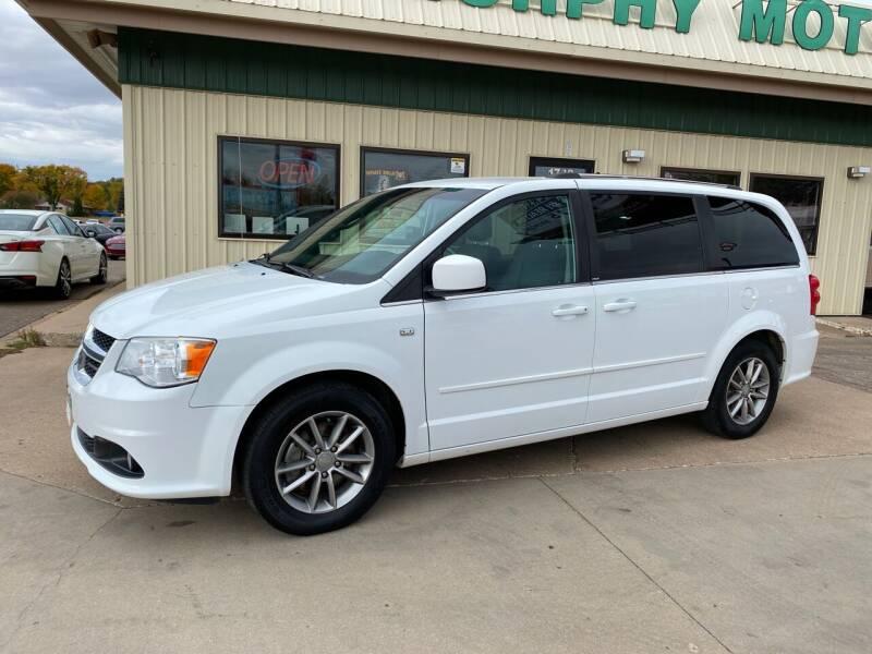 2014 Dodge Grand Caravan for sale at Murphy Motors Next To New Minot in Minot ND
