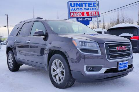 2015 GMC Acadia for sale at United Auto Sales in Anchorage AK