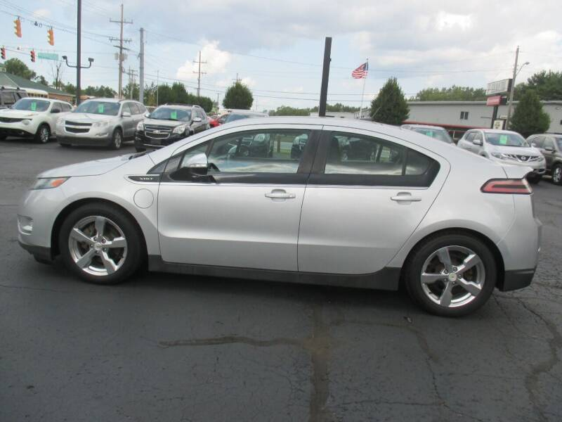 2011 Chevrolet Volt for sale at Home Street Auto Sales in Mishawaka IN